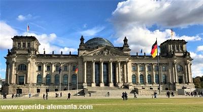 Organización política de Alemania. Reichstag Berlin