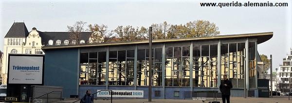 Palacio Lágrimas Berlín