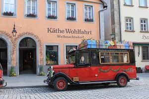Käthe Wohlfahrt, el museo de la navidad