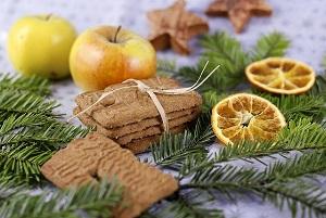 Spekulatius, galletas de especias alemanas de navidad
