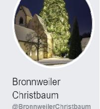 Bronnweiler Christbaum, el arbol de navidad más alto de Alemania